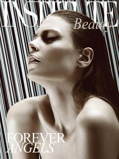 Forever Angels - Photographed by Matthias Wolf  Hair & Make-up Caroline Wolf