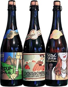 30 Uinta Crooked Line beer label cool awesome beer labels