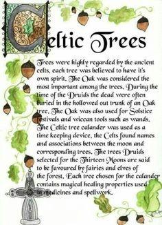 Cetic Trees
