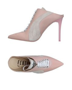 c4fd4615a79d1 Fenty Puma By Rihanna Women Mules on YOOX. The best online selection of  Mules Fenty Puma By Rihanna. YOOX exclusive items of Italian and  international ...