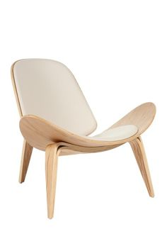 Bishop Chair - White on HauteLook