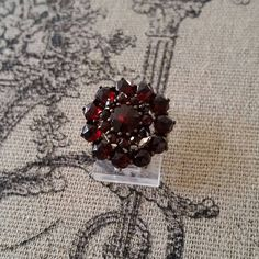 Check out this item in my Etsy shop https://www.etsy.com/listing/224484150/victorian-bohemian-garnet-ring-14k-size