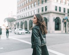Men's Jacket Style Guide Fall Outfits, Casual Outfits, Fashion Outfits, Casual Clothes, Jess Conte Instagram, Role Models, Female Models, Jessica Conte, Jess And Gabe