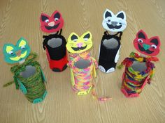 Quick Crafts, Diy And Crafts, Crafts For Kids, Arts And Crafts, Primary Teaching, Textiles, Elementary Schools, Holiday Crafts, Crochet