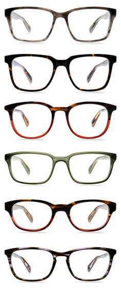 Warby Parker Winter Collection - I would love a new pair to add to my Warby collection for myself