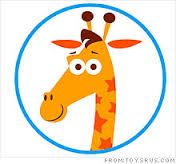 March 10, 2014. Today's letter was from Geoffrey, the giraffe from Toys R Us! While the kids may initially have been disappointment that there were no toys with Geoffrey's letter, they soon saw that he had a wonderfully fun story time planned for them!
