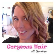 Danielle D - Salon Owner of Gorgeous Hair At Gorokan  #gorgeoushairgorokan #selfie #hairchalk #centralcoasthairdresser
