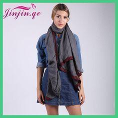[Jinjin.QC] fashion cotton scarf women Soft double color Scarves Bohemian Style bufandas cachecol echarpe foulard femme bandana