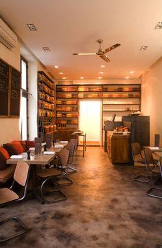 Alain Milliat - Restaurant par le maître des jus de fruits et des nectars, avec Jon Irwin aux fourneaux (un ancien de chez Akrame).