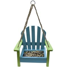 Garden Treasures Bahama Chair Bird Feeder