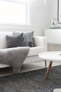 my home by AMM blog. Why not to get Scandinavian style to you home? Use fur, light colors, and lots of wood. See more Scandinavian Home Design Ideas at www.homedesignideas.eu