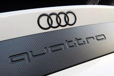 2010 Audi Quattro Concept logo