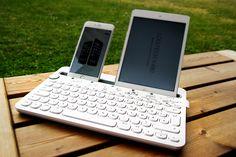 Logitech K480 Test: Bluetooth Keyboard für iPhone, iPad & Mac! - https://apfeleimer.de/2014/11/logitech-k480-test-bluetooth-keyboard-fuer-iphone-ipad-mac - Logitech K480 im Test, das Multi-Device Bluetooth Keyboard zur Nutzung mit 3 Geräten (fast) gleichzeitig! Bluetooth Keyboards für die Nutzung am Mac, iPad und iPhone gibt es viele, eine Bluetooth Tastatur, die sich mit drei Geräten koppelt und kinderleicht an allen drei Devices genutzt werden ka...