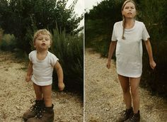 inspiring and funny then and now photos