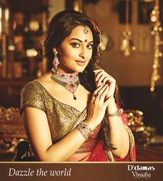 """Sonakshi Sinha is an Indian Bollywood actress. She made her Bollywood debut with Blockbuster hit """"Dabangg"""" opposite Salman Khan. Sonakshi Sinha, Indian Bollywood Actress, Indian Actresses, Celebs, Celebrities, Indian Ethnic, Bridal Looks, Indian Beauty, Beautiful Women"""