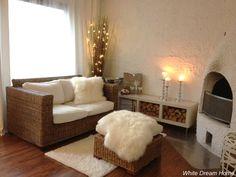 Viihtyisä takkahuone Shag Rug, Living Room, Rugs, Finland, Fire, Homes, Inspiration, Holiday, Home Decor