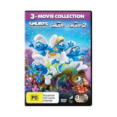 Triple bill of animated features based on the characters created by Peyo for the 1980s television series. In 'The Smurfs' (2011), after being chased by dark wizard Gargamel (Hank Azaria), the Smurfs find themselves transported from their village in the Middle Ages to modern-day New York. There they seek shelter in the home of human Patrick Winslow (Neil Patrick Harris) and his wife Grace (Jayma Mays), but with Gargamel on the loose, the Smurfs are running out of time to get back to their…