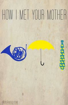 HIMYM... I would just love if this was digested into a good book.