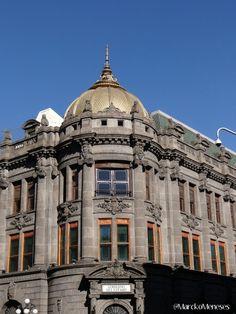 Edificio del Gobierno del Estado. Centro Histórico Puebla, Pue.