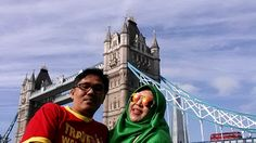 We had so much love time in LONDON Tower Bridge, London