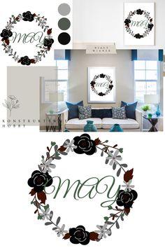 Darmowe plakaty do druku #6 MAJOWY WIANEK. BIAŁY Zdobiące drzwi wianki to już klasyk designu wnętrzarskiego. Mnogość ich wzorów pozwala witać każdą porę roku inną, nową plecionką. Dlaczegóżby nie przenieść tego jakże modnego motywu na płótno? Diy, Home Decor, Decoration Home, Bricolage, Room Decor, Do It Yourself, Home Interior Design, Homemade, Diys