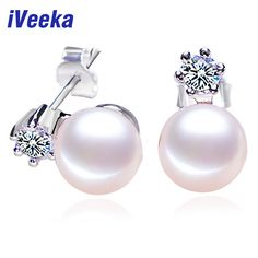 iVeeka 925 Sterling Silver Stud Earrings for Women with Natural Pearl Earrings Freshwater Cultured Trendy Earrings Fashion Gift     Tag a friend who would love this!     FREE Shipping Worldwide     Get it here ---> http://jewelry-steals.com/products/iveeka-925-sterling-silver-stud-earrings-for-women-with-natural-pearl-earrings-freshwater-cultured-trendy-earrings-fashion-gift-2/    #new_earrings
