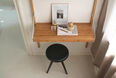 Ikea Svalnäs - working spot / RAW Design blog