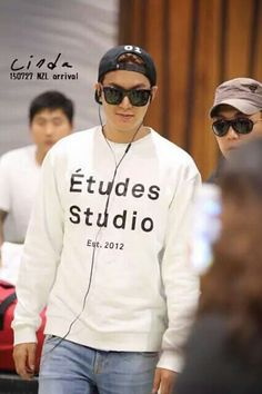 2015-7-28 at Auckland Airport to Incheon | Lee Min Ho