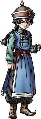 Batzorig Dragon Quest IX Square-Enix Akira Toriyama