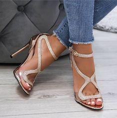 high heels – High Heels Daily Heels, stilettos and women's Shoes Stilettos, Pumps Heels, Stiletto Heels, Prom Heels, Sandal Heels, Heeled Sandals, Gladiator Sandals, Rose Gold Shoes, Glitter Shoes
