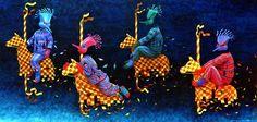 Claudio Souza Pinto's Paintings