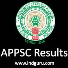 Andhra Pradesh Public Service Commission has released !! Candidates who are waiting for APPSC Results can now check their result from the below page:-http://indguru.com/2017/appsc-results/30867/