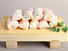 At just 33 calories each, spring roll wrappers deserve a permanent spot on your weekly menu.