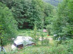 La Crèche: camping, appartement, b in de Vogezen, Frankrijk: De camping