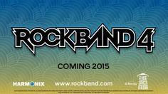 ROCK BAND 4 ANUNCIADO PARA XBOX ONE Y PLAYSTATION 4