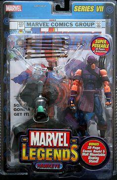 Marvel Legends Series 7 Hawkeye