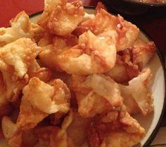Crispy Crab Rangoons