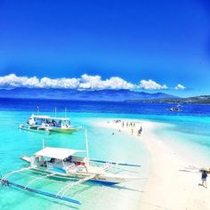 Sumilon Island - Cebu, Philippines ---  Photo by @itsyouthaticraig