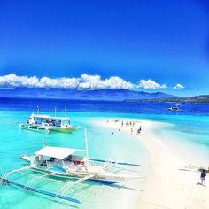 Sumilon Island - Cebu, Philippines ---  Photo by @itsyouthaticraig