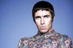 Liam Gallagher | Paisley Shirt