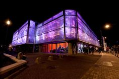 Architectures ETFE coussins gonflables