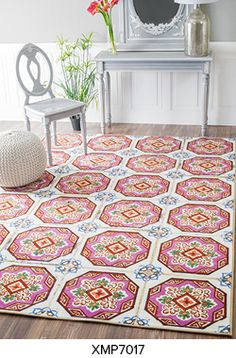 This Tiles Area Rug Makes A Fun Addition To Any E Chic In Design Will Add Dash Of Fashion Your Decor