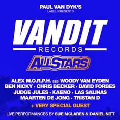 1Mix Radio: The Knights Assemble! Vandit Records WMC Allstars ...