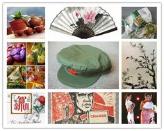 Gift Ideas: Silk, tea leaves, Chinese painting/drawing, fan, jade jewelry, ornaments,