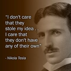 I don't care that they stole my idea...  #inspiration #motivation #wisdom #quote #quotes #life