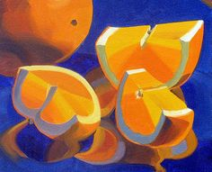 "https://flic.kr/p/7gxuzu | ""Orange Slices""   Sold 