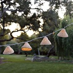 Babble ~ 10 Best Outdoor String Lights for Summer Nights