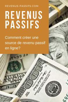 ⛱ Revenus Passifs by Lorenzo Martini Money, Personalized Items, Passive Income, Earning Money, Board, Silver