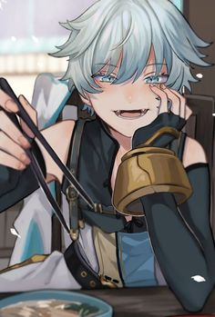 Cute Anime Boy, Anime Boys, Kawaii Art, Kawaii Anime, Art Reference, Manga Games, Pretty Art, Anime Style, Game Art