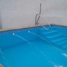 #Reparación de #piscina realizada en #Logroño Beach Mat, Outdoor Blanket